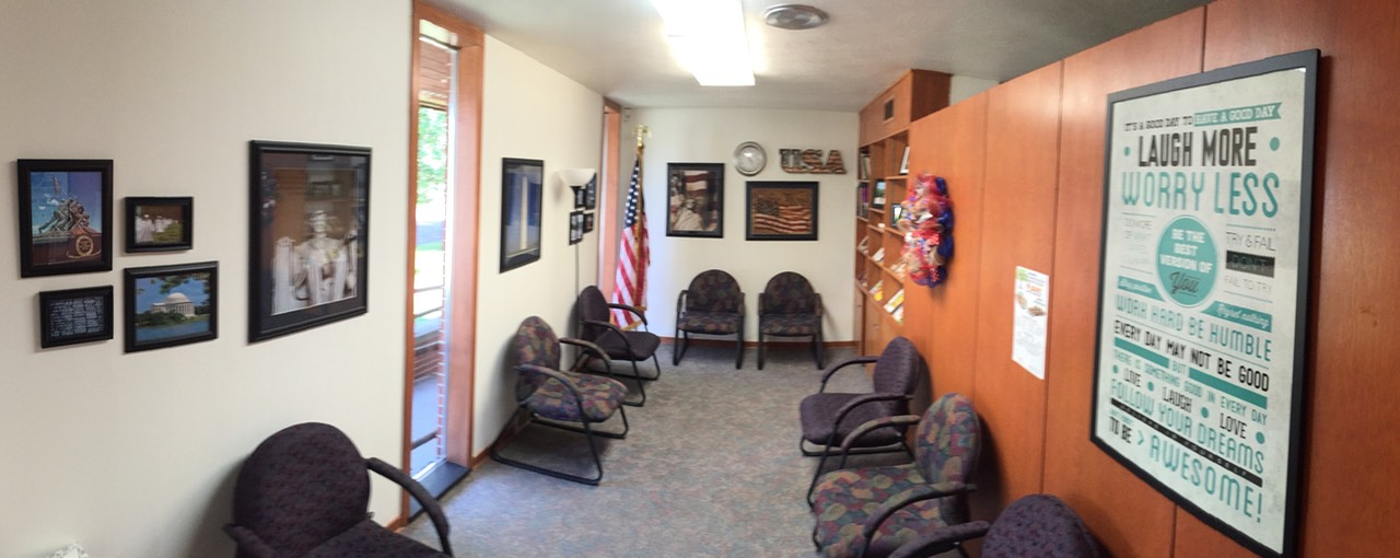 Inside of Dr. Scott R. O'Neil' Office